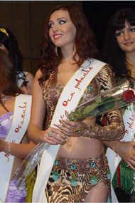 Miss Bellydance of Russia 2007