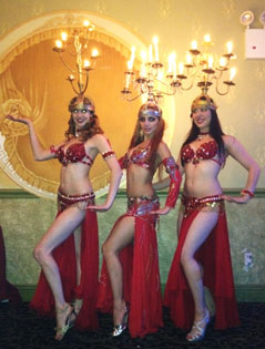 NYC Belly dance show