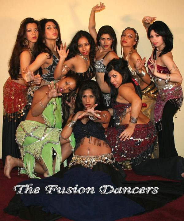 New York City Belly Dance company The Fusion Dancers