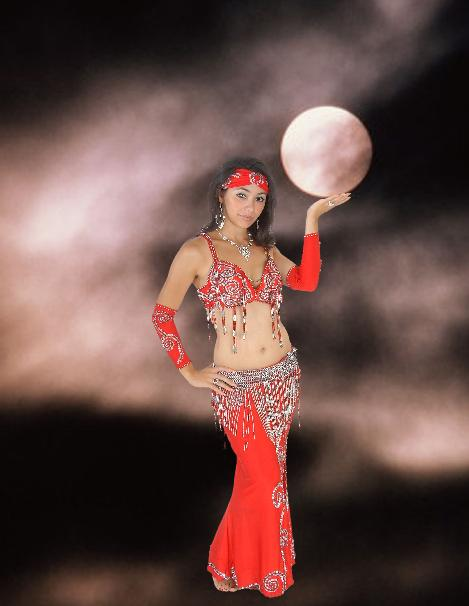 02 Krystal Middle Eastern Dancer New York