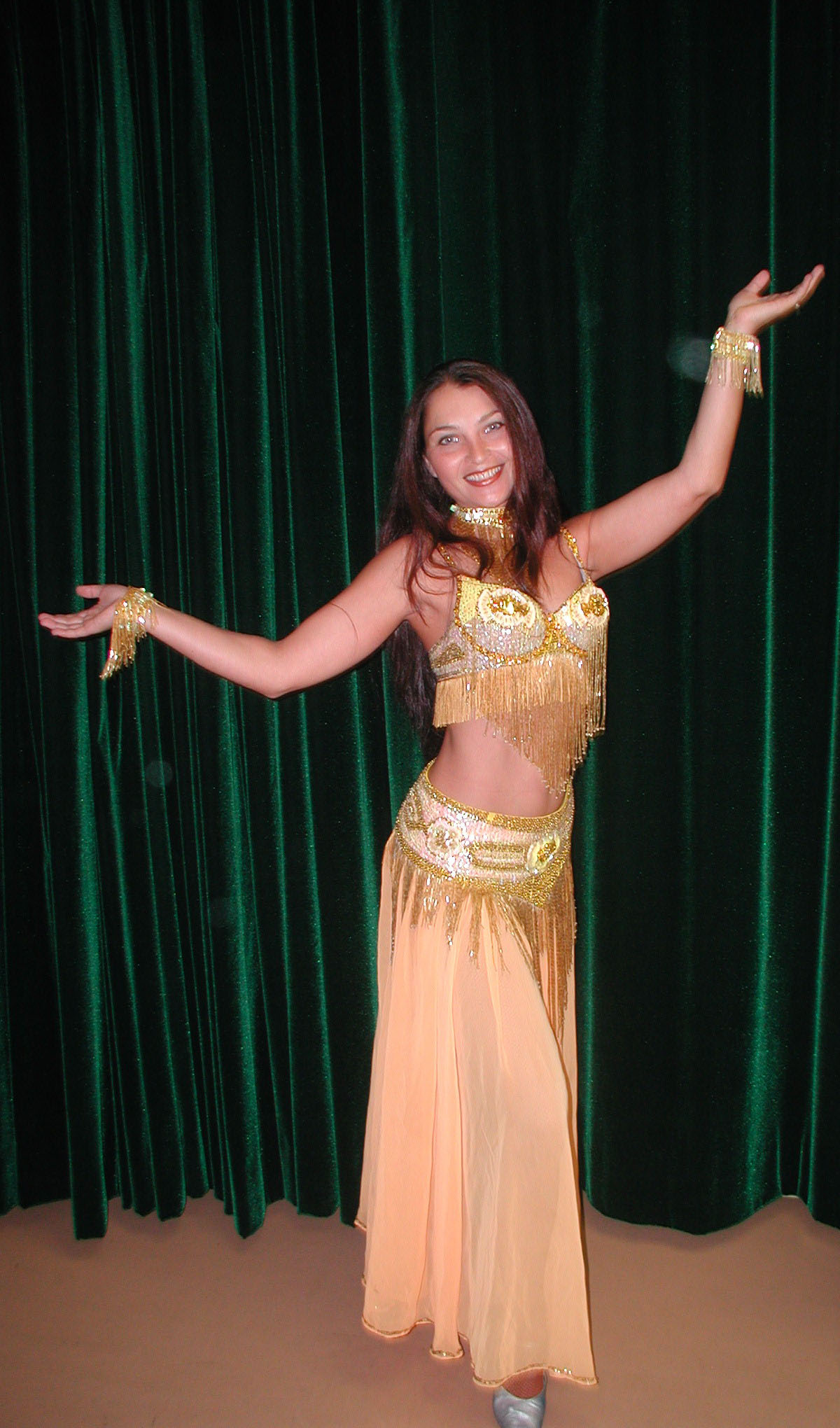 Belly Dancer Olga from Brooklyn, New York