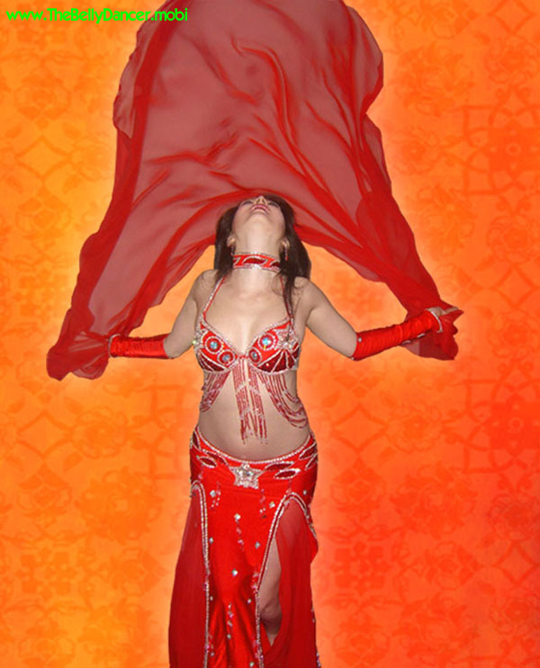 Belly dancer Olia from Staten Island, New York