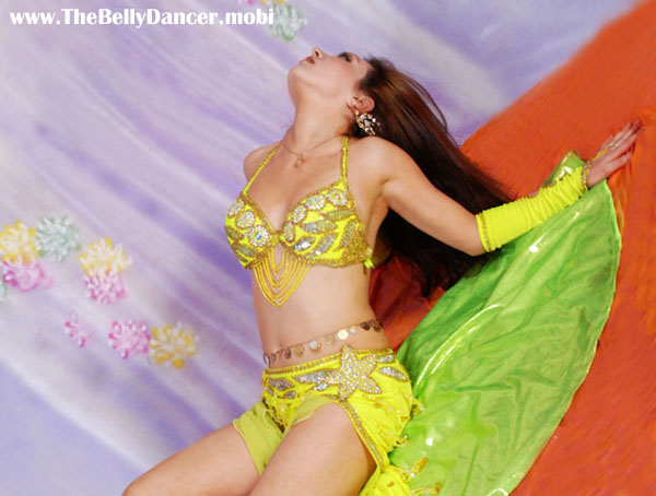 New York Belly dancer Olia